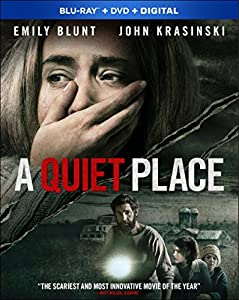 Cover Image for 'A Quiet Place [Blu-ray + DVD + Digital]'