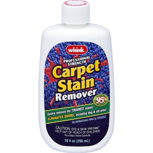 Whink Carpet Stain Remover 10oz by Whink