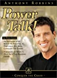 img - for Anthony Robbins PowerTalk (Conquer the Crash) book / textbook / text book