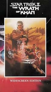 Star Trek II - The Wrath of Khan (Widescreen Edition) [VHS]
