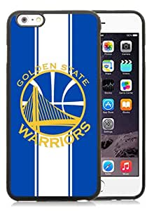 Unique iPhone 6 Plus/iPhone 6S Plus TPU Case ,Fashionable And Durable Designed Case With Golden state warriors logo Black iPhone 6 Plus/iPhone 6S Plus TPU Phone Case