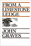img - for From a Limestone Ledge book / textbook / text book