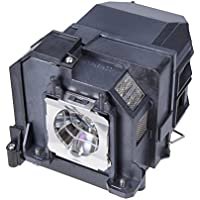 Emazne ELPLP71/V13H010L71 Projector Replacement Compatible Lamp With Housing For Epson BrightLink 475Wi Epson BrightLink 480i Epson BrightLink 485Wi Epson EB-480 EB-480T EB-485WT PowerLite 475W