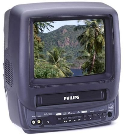 -Inch TV/VCR Combo ()