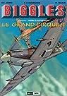 Airfiles, tome 3 : Le Grand Cirque 1 par Johns
