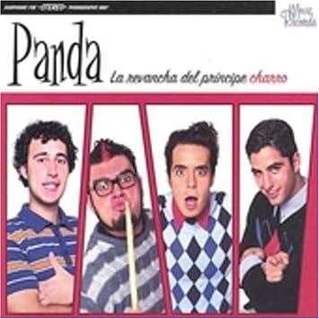 el album de panda la revancha del principe charro