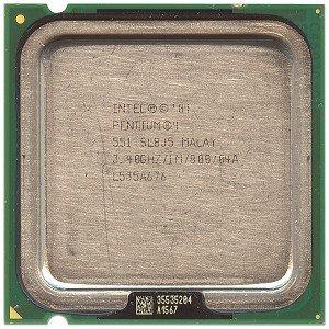 - Intel Pentium 4 551 3.40GHz 800MHz 1MB Socket 775 CPU