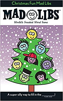 Christmas Fun Mad Libs: Stocking Stuffer Mad Libs