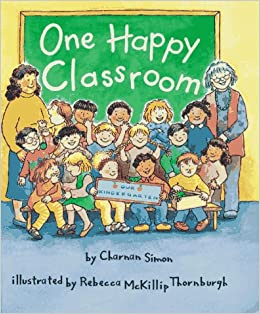 Amazon.com: One Happy Classroom (A Rookie Reader) (9780516261546 ...