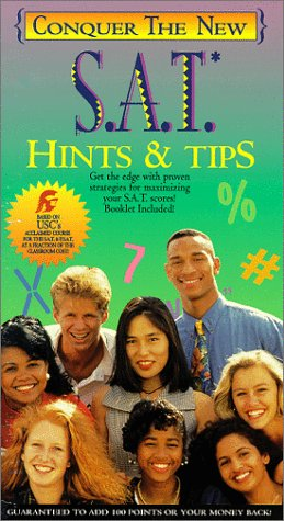 UPC 743452003235, Conquer the New S.A.T.: Hints & Tips [VHS]