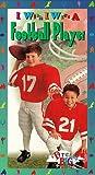 I Wish I Were a Football Player [VHS]