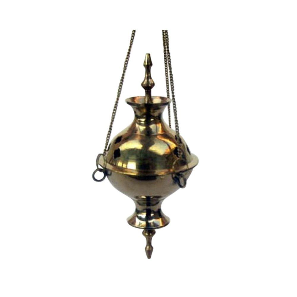 Hanging円錐Incense Burner II – 航海の装飾 B01458AM8M