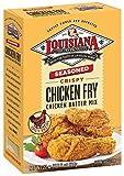 Louisiana Fish Fry, Seasoned Chicken Fry, 22-Ounce Box, 1 pkg.