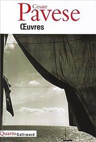 Oeuvres par Cesare Pavese
