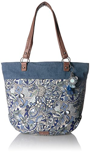 Sakroots Bags Sakroots Basic Crossbody Coated Canvas