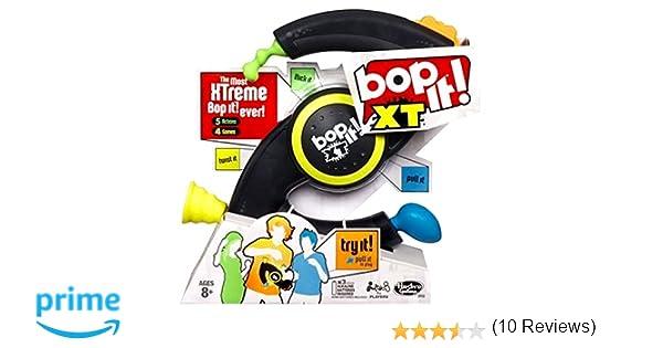Hasbro Gaming Bop It Juego De Viaje Hasbro B0639105