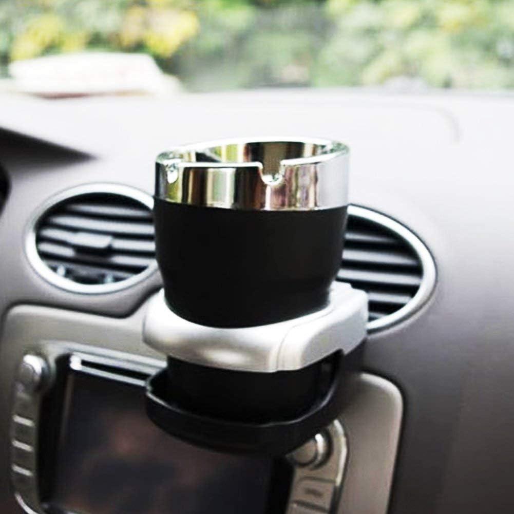 9.5 Schwarz 5.5cm 8.5 Ganquer Auto L/üftungsgitter Tasse Auto Halterung Tasse Halterung Halter Auto Tasse Rack Passend f/ür Einer Vielzahl von Weich Getr/änke und Canned Getr/änke