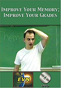 Improve Your Memory; Improve Your Grades DVD