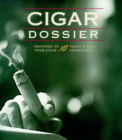 Cigar Dossier Designed to Track and Rate your Cigar Experiences