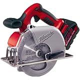 Milwaukee 0740-22 V28 Lithium 6-7/8-Inch Cordless Metal Cutting Circular Saw