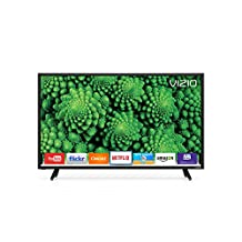 VIZIO (D43f-E1) 43-Inch 1080p Led Television (2017), Black