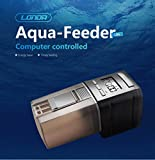 LONDA Fish feeder Automatic Battery Operated Fish Turtle Feeder for Aquarium Fish Tank
