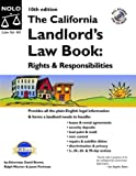 The California Landlord's Law Book, David Brown and Ralph Warner, 1413300006