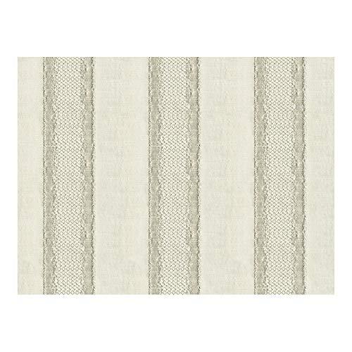 Fabric & Fabric Kravet Couture Gilded Stripe Platinum 33279 11