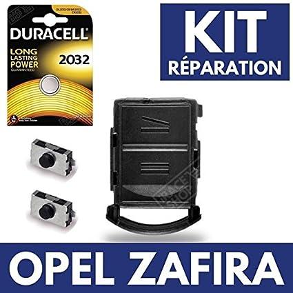 Caja mando a distancia carcasa Jongo llave Opel Zafira ...