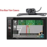 Pioneer AVIC-6100NEX In-Dash Navigation AV Receiver 6.2 Touchscreen With (FREE REAR VIEW CAMERA)