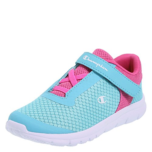 Price comparison product image Champion Turquoise Pink Girls' Toddler Performance Gusto Cross Trainer 9 Regular