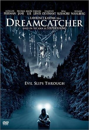 Dream Catcher Movie Amazoncom Dreamcatcher Widescreen Edition Morgan Freeman 2