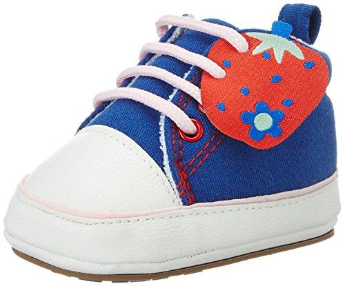 Sterntaler Baby-schuh - Zapatillas de casa Bebé-Niños Blau (Blau)