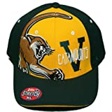 University of Vermont Catamounts - Stretch Fit Hat - Embroidered Cap - M L 19e75c6b1784