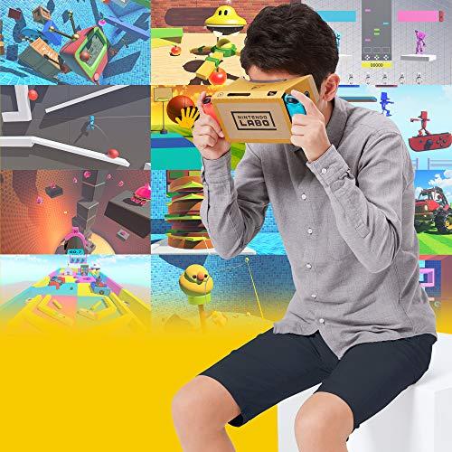 51QDIXAYRTL - Nintendo Labo Toy-Con 04: VR Kit - Switch