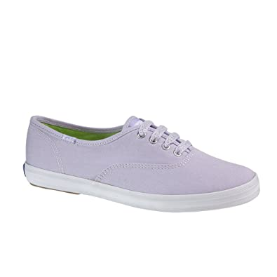 12b30837a9f Keds Trainers Champ Ox Lavender  Amazon.co.uk  Shoes   Bags
