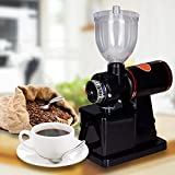 TECHTONGDA 110V Coffee Grinder Household Electric Coffee Bean Grinder Advanced Small Commercial Grinder