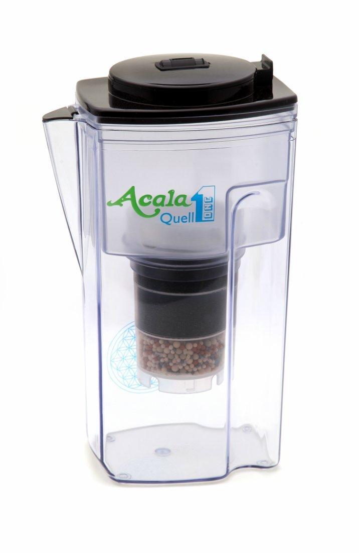 Acala Quell One schwarz - Aktivkohle Wasserfilter Acala GmbH
