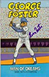 Autograph Warehouse 12395 George Foster New York Mets Autographed Comic Book