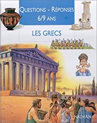Les Grecs  par Philip Steele