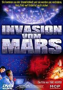 Invasion vom Mars [Alemania] [DVD]