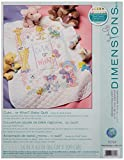 quilt cross stitch - Dimensions Needlecrafts Stamped Cross Stitch, Cute or What?