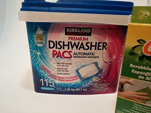 kirkland dishwashing - 2