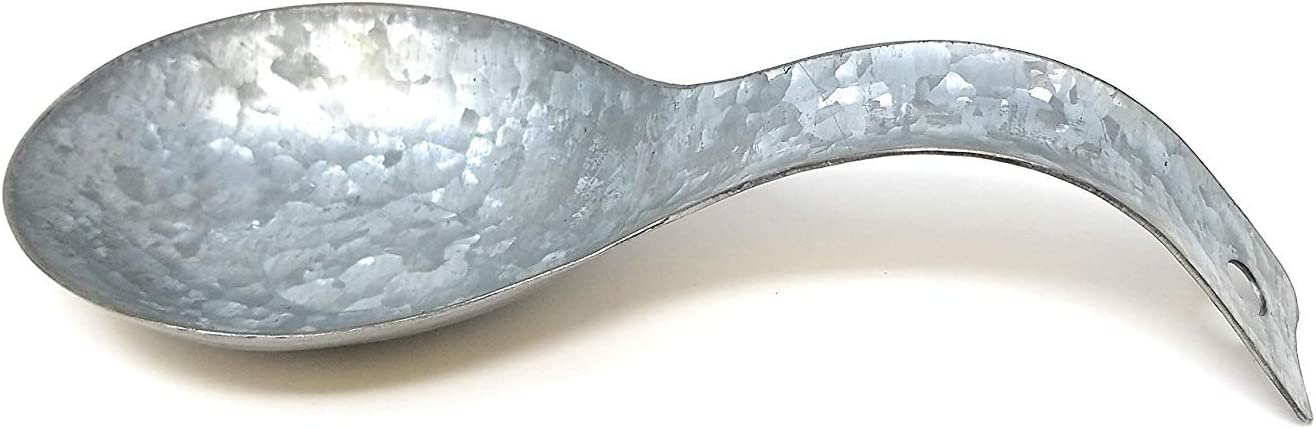 Home Essentials Galvanized Spoon Rest