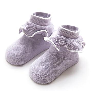 583ee907283de XIU RONG One Year Old Baby Girl And Baby Princess Socks 0-3-6-12 ...