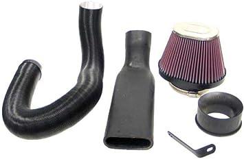 K N 57 0372 Waschbarer Und Wiederverwendbarer Kfz Hochleistungsluftfiltersystem Auto