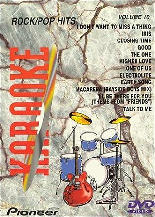 Amazon com: Karaoke Rock Pop Vol 10 80s & 90s Hits: Movies & TV