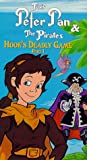 peter pan disney vhs - Peter Pan & the Pirates - Hook's Deadly Game, Part 1 [VHS]