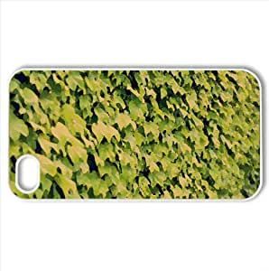 Ivy Wall, Summer Watercolor style Cover iPhone 4 and 4S Case (Summer Watercolor style Cover iPhone 4 and 4S Case)