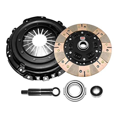 Competition Clutch 5152-2600 Clutch Kit(03-06 Mitsubishi Lancer Evo 7/8/9 Stage 3 - Segmented Ceramic)